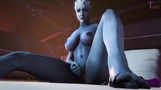 Giantess Liara s Toys